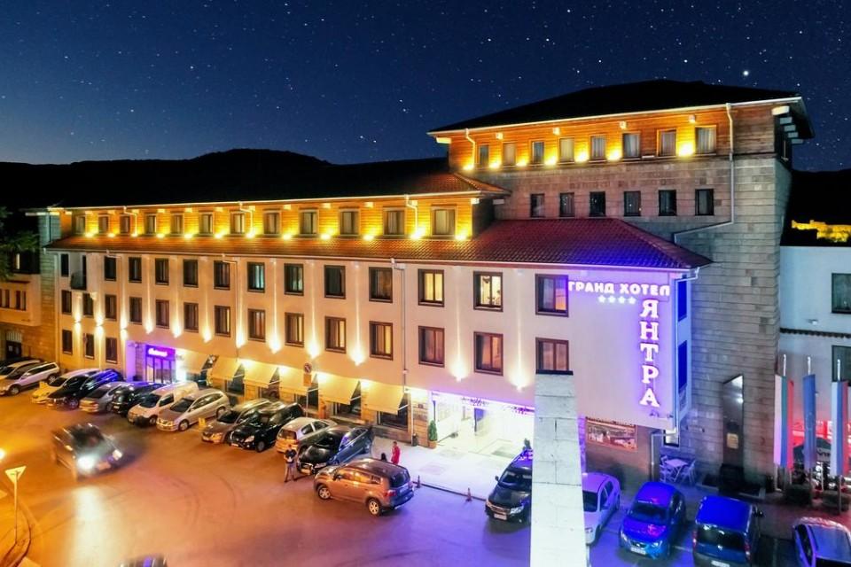 Коледа в Гранд хотел Янтра, Велико Търново