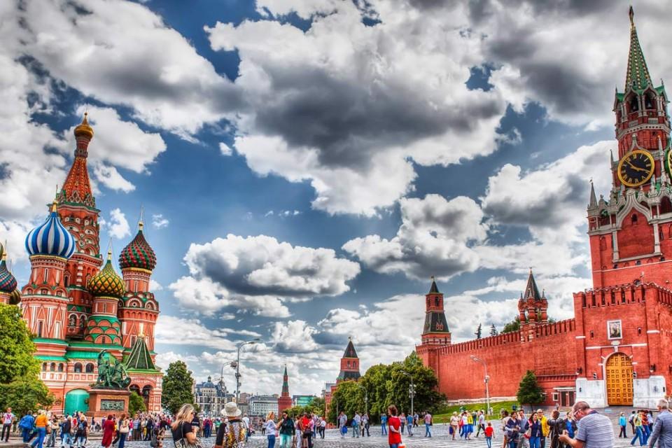 Москва и Санкт Петербург - 2019, 7 нощувки, Ранни записвания