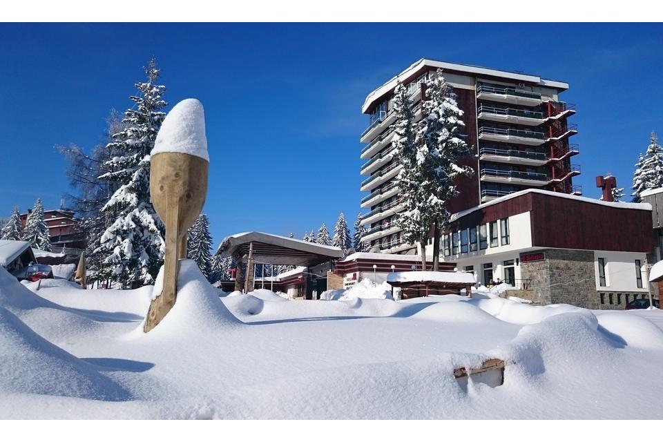 Коледа в хотел Мургавец, Пампорово