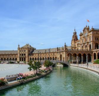 Съкровищата на Испания - със самолет от София
