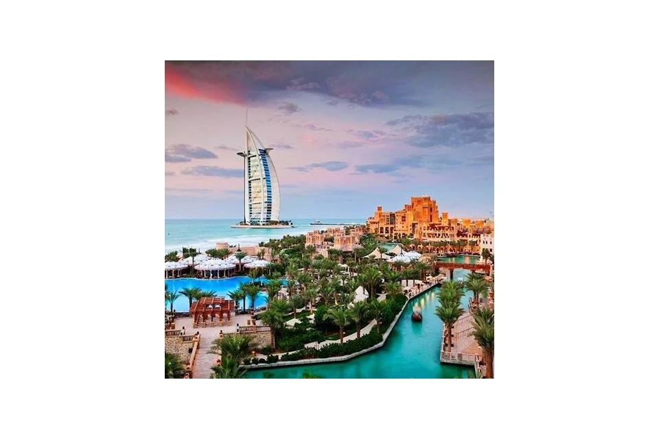 Нова Година в Дубай от Варна