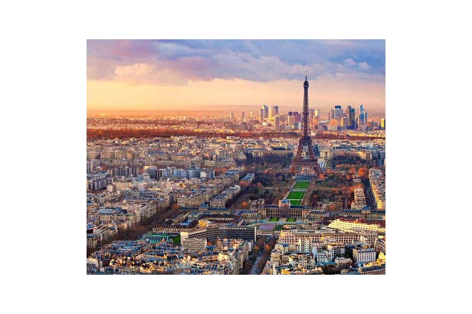 Париж преди Коледа - с полет от София