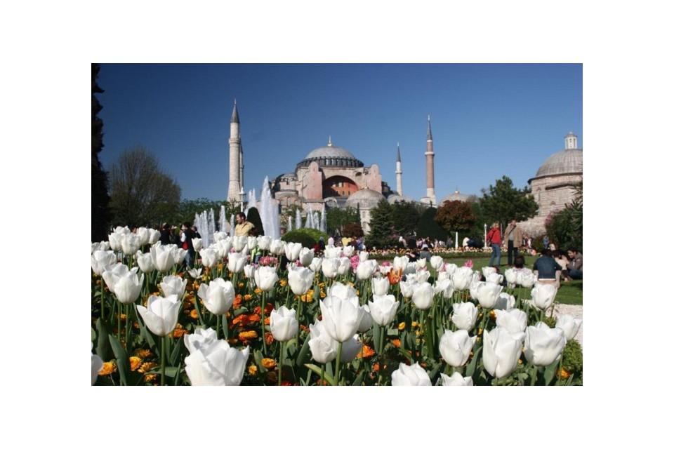 Истанбул - Фестивал на лалето - април 2018