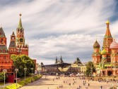 Москва и Санкт Петербург 2018