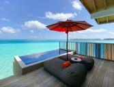 Почивка на Малдивите лукс