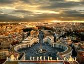 Предколеден Рим - с полет от София