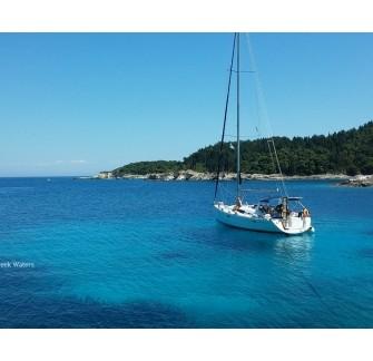 Плаване в Йонийско море 28 септември - 5 октомври 2019 г.