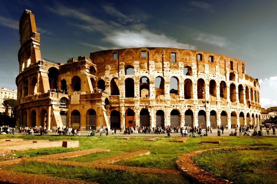 Рим - Вечният град - с полет от Варна