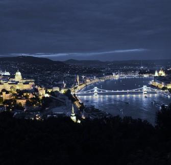 Коледа в Будапеща от София