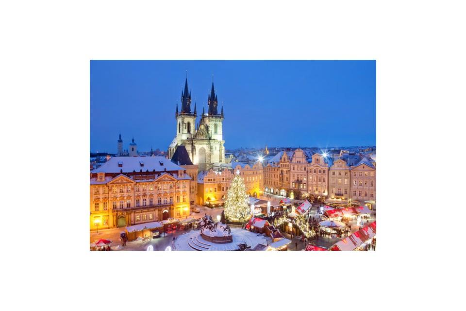Предколедна екскурзия до Прага и Будапеща с посещение на Карлови Вари - 02.12.2017 г., с автобус от Варна